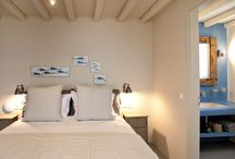 Superior Sea View Suite / The experience of the Aegean in an open-plan space