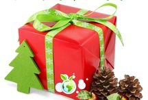 Green Christmas Ideas / Christmas is super consumer focused and there are such great ways to lower your footprint around the holidays.  All the best green Christmas ideas from Green Cleaning Products.