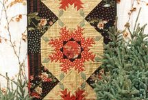 Quilt Feathered Stars