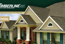 GAF Timberline Natural Shadow / Limited Lifetime Warranty architectural shingles