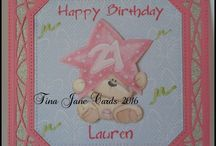 My Cards - Special Birthday Female