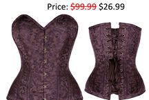 Corsets Collection 2016 / Latest corsets collection - 2016 http://www.corsetsqueen.com/