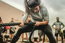 Crossfit and Abs WODS