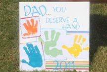 Father Figure (Father's Day) / by Jenna Bouza Salinas