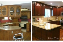 Yummy Kitchens / Kitchen decorating or renovation inspiration