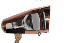 RLLD Directional Accent Lights / Directional accent lighting fixtures offer businesses and individuals the ability to showcase the unique and finer points of an outdoor landscape, bringing special emphasis to unique features that otherwise would possibly go unnoticed if only general outdoor lighting is applied.  This is not as problematic as one might assume, when one focuses on the elements of the landscape he or she wishes to highlight rather than starting with the fixtures themselves first. / by ResidentialLighting