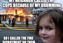Drum Meme Monday