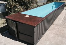 Swimming Pool Products / Modern products pools