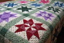 Blankets to knit or crochet