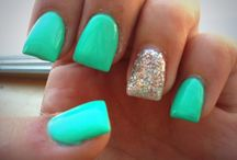 Dazzling nails / French, tips, colors... Anything goes