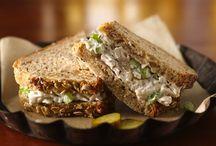 Sandwiches / by Deb Horner