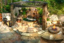 Backyard Bliss <3 / by Toni Soto- Brown