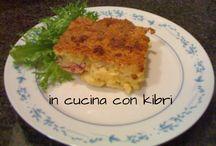 incucinaconkibri / ricette golose per tutti