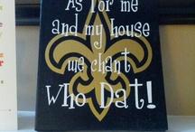 Who Dat! Saints!