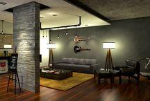 Arquitetura de Interiores / Projetos em Arquitetura e interiores