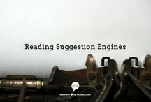 Reading Suggestion Engines / Great tools for figuring out what to read next!