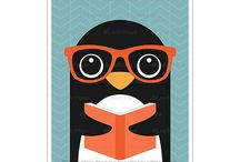 Lee ArtHaus Penguin Products / Lee ArtHaus Penguin Products