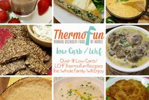 LCHF thermomix recipes