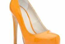 orange/yellow / by Jan Eaton