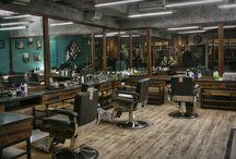 Наши работы: Barbershop