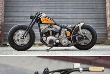 Harley davidson -moottoripyörät