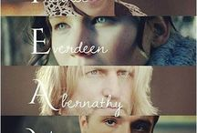 Hunger Games & Divergent