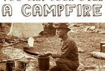 Camping  / by Christine Gurner