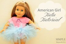 American Girl party / Maggie's turning 10!!! / by Beth Cole
