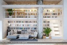 CRE8'V home libraries