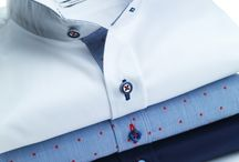 TAILORED SHIRTS / BOTH FORMAL AND CASUAL WEARS