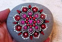 Pebble art