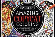 Colouring Books at Dream Weaver