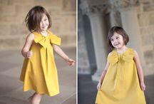 little girls' dresses