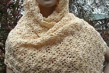 Shawls, Wraps - Crochet & Knit Patterns
