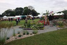 Holker Garden Festival / At this year's Holker Garden Festival, 30th May - 1st June, Marshalls presents 'The Family Garden'.