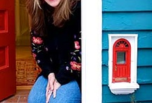 Fairy doors / All kinds of fairy doors and ways to use them