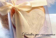 bodas originales / detalles muy dulces y originales