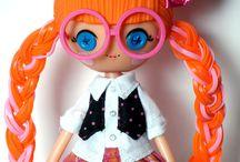 Doll-Lalaloopsy Girls Bea
