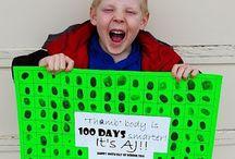 100th Day of School / by Janie Hogan