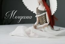angele  con melena larga