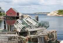 Beautiful Nova Scotia / Various locations around NS that I have visited / by Gloria Gardiner