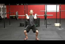 Crossfit exercises / by cheryl frith