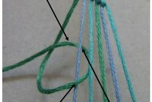 Knotted bands