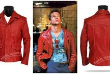 Fight Club / Brad Pitt / by Angel Jackets