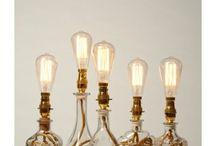 Luminaires décalés et originaux