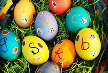 Spring & Easter / Welcome spring with bright and fun crafts, spring recipes, Easter menus and more.