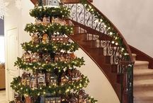 Natale vari alberi