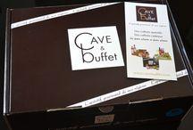 Les coffrets apéritifs gourmands de CAVE & buffet