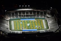 Yulman Stadium / Get excited for the grand opening of Tulane's new 30,000 person football stadium this Saturday! / by Tulane University
