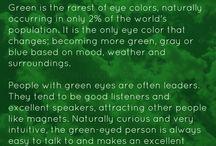 Πράσινα μάτια